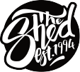 Get In The Shed Logo